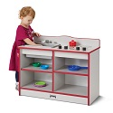 Rainbow Accents Toddler Kitchenette by Jonti-Craft