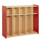Click here for more 2000 Series Cubbie Locker by Tot-Mate by Worthington