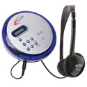 Click here for more Personal CD Player by Califone by Worthington