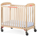 Next Gen First Responder Fixed-Side Evacuation Crib by Foundations