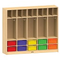 Large Locker Organizer by Jonti-Craft