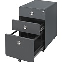 Click here for more Mobile Pedestal File Cabinet by Balt by Worthington