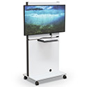 Click here for more MediaSpace Flat Panel TV Cart by Mooreco by Worthington