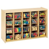 Click here for more 2000 Series Cubbie Storage Unit by Tot-Mate by Worthington
