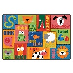 Click here for more Animal Sounds Carpet by Carpets for Kids by Worthington