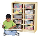 Click here for more 10 Tub Single Cubbie Unit by Jonti-Craft by Worthington
