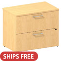 Click here for more 300 Series Lateral File Cabinet by Bush Business Furniture by Worthington