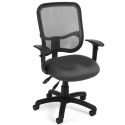 Mesh Back Executive Chairs by OFM