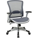 Click here for more Professional Light AirGrid Back Chair by Office Star by Worthington