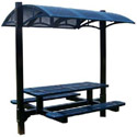 Canopy Outdoor Table by UltraPlay