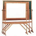 Click here for more Wood Frame Free Standing Reversible Boards by Ghent by Worthington