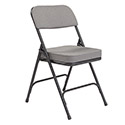 Click here for more Padded Fabric Folding Chair Model 3200 by National Public Seating by Worthington