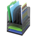 Click here for more Onyx Compact 8 File Desk Organizer by Safco by Worthington