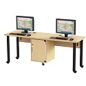 Click here for more Computer Lab Tables by Jonti-Craft by Worthington