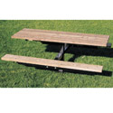 Click here for more Traditional Single Pedestal Picnic Tables by UltraPlay by Worthington