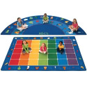 Click here for more Fun with Phonics by Carpets for Kids by Worthington