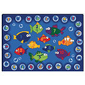 Click here for more Fishing for Literacy Carpet by Carpets for Kids by Worthington