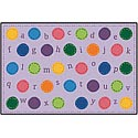 Click here for more Toddler Dots Value Rug by Carpets for Kids by Worthington
