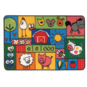 Old MacDonald Farm Value Rug by Carpets for Kids
