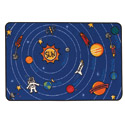 Spaced Out Value Rug by Carpets for Kids