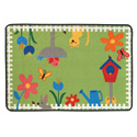 Garden Time Value Rug by Carpets for Kids