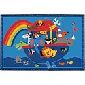 Noah's Animals Value Rug by Carpets for Kids