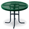 Portable Food Court Table by UltraPlay