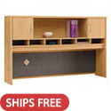 Click here for more Series C Office Hutch by Bush Industries by Worthington