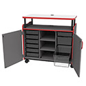 Click here for more Teacher's Mobile Workstation by Marco Group by Worthington