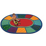 Playful Patterns Infant Rug by Carpets for Kids