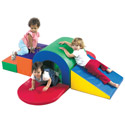 Click here for more Alpine Tunnel Slide by the Children's Factory by Worthington