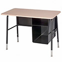 Click here for more Aptitude Jr. Executive Student Desk by USA Capitol by Worthington