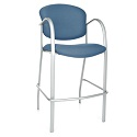 Click here for more Danbelle Series Cafe Height Chair by OFM by Worthington