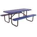 Rectangular Outdoor Picnic Tables by UltraPlay