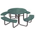 Click here for more Round Outdoor Picnic Tables by UltraPlay by Worthington