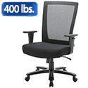 Click here for more Big & Tall Mesh Back Task Chair by NDI by Worthington