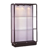 Prominence Display Case by Waddell