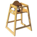 Click here for more Classic Wood High Chair by Foundations by Worthington