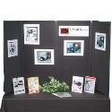 Portable Presentation Display by Best-Rite