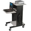 Sit-Stand Projector Cart by Balt