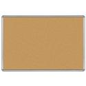 Valu-Tak Cork Board w/ Silver Presidential Trim by Best-Rite