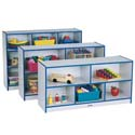 Rainbow Accents Mobile Storage Units by Jonti-Craft