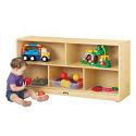 Toddler Single Mobile Storage Unit by Jonti-Craft
