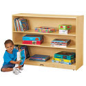 Click here for more Mobile Adjustable Bookcase by Jonti-Craft by Worthington