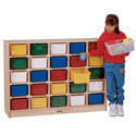 25 Tray Cubbie Units by Jonti-Craft