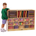 Click here for more Sectional Mobile Cubbie by Jonti-Craft by Worthington