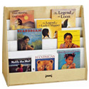 Single Sided Pick-A-Book Stand by Jonti-Craft