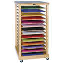 Paper Rack by Jonti-Craft