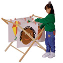 Click here for more Paint Drying Rack by Jonti-Craft by Worthington
