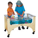 See-Thru Sensory Table by Jonti-Craft